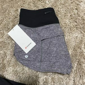 """NWT High Rise Speed Up Short 2.5"""""""